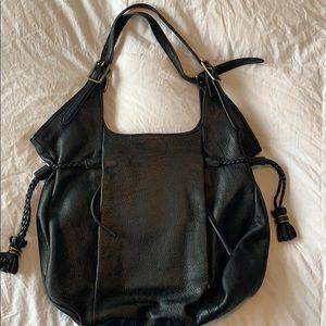 65ad97d109 Clarks Black Leather Handbag - 100% leather